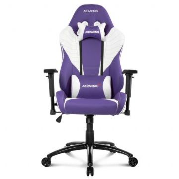 AKRacing Core Series SX Gaming Chair, Lavender